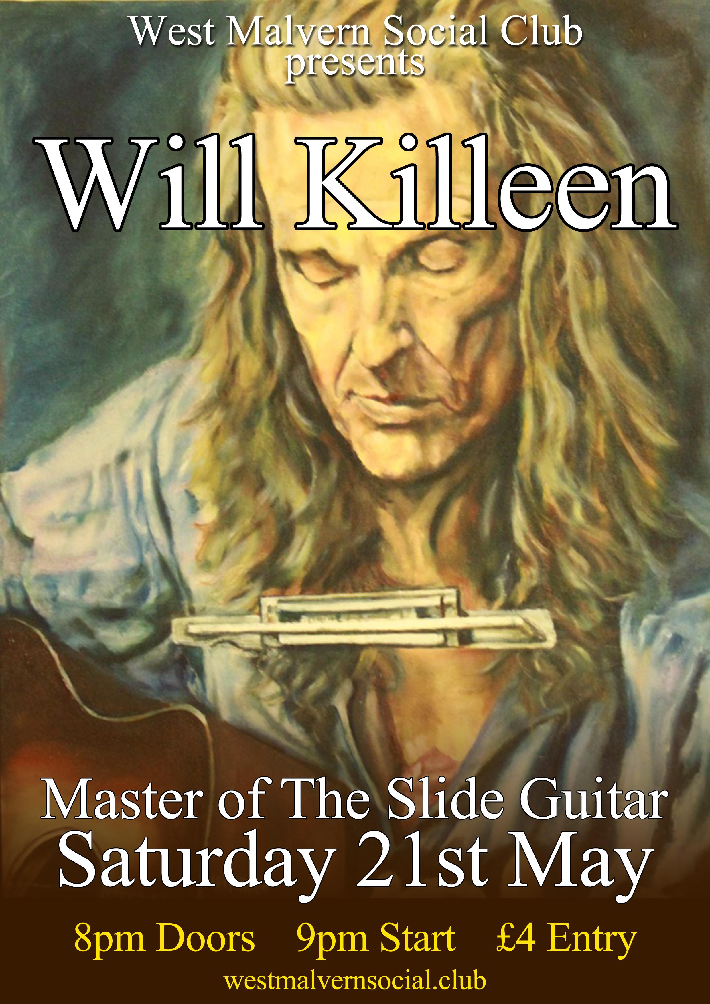 Will Killeen